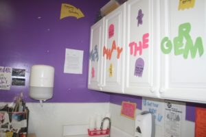 Kid's Educational Center - Kitchen