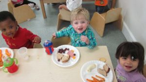 Kids Educational Centers - Meal Time