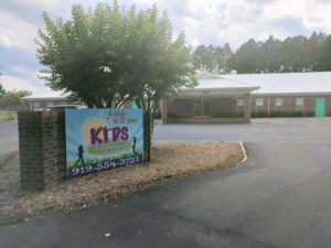 Kid's Educational Center - Building