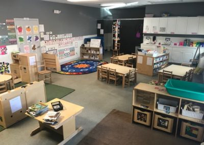 Kids Educational Centers - Threes