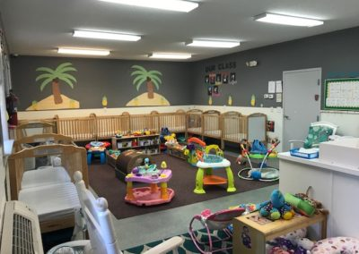 Kids Education Center - Infant Classroom