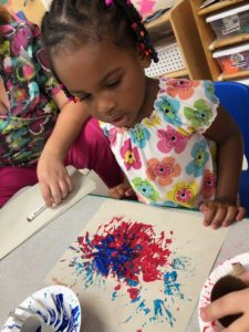 Kids Educational Centers - Work of Art