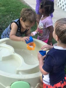 Kids Educational Centers - Water Table