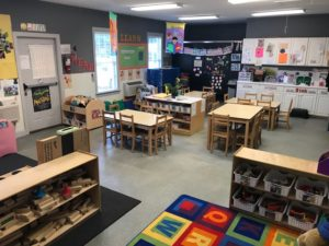 Kids Education Center - PreK Classroom