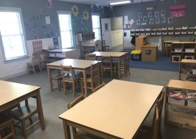 Kids Education Center - School-age Classroom