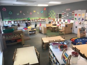 Kids Education Center - Three's Classroom