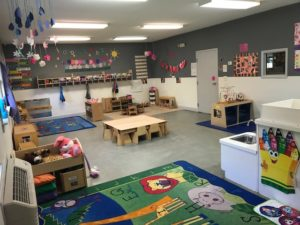 Kids Education Center - Toddlers Classroom