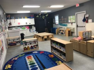 Kids Education Center - Two's Classroom