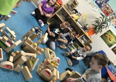 Kids Educational Centers - Building Blocks